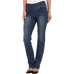 2571407-p-2x Best Deal Jag Jeans  Peri PullOn Straight in Blue Dive (Blue Dive) Women's Jeans