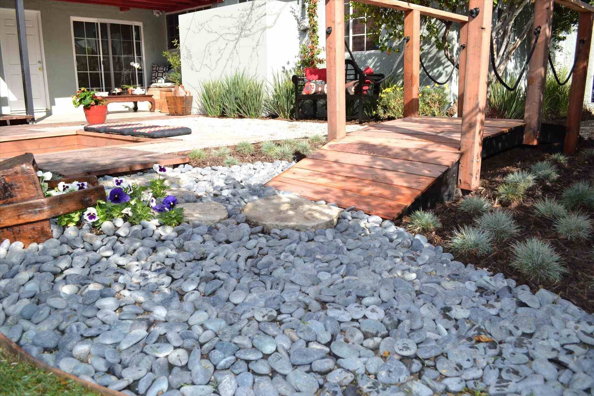 Pin by GONAWA on 47 Landscaping Front Yard Full Sun Small ...