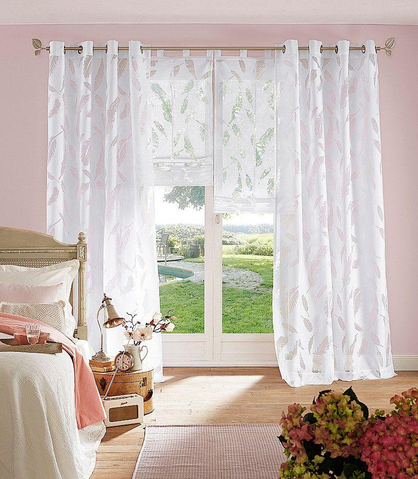 Pin von home auf schlafzimmer pinterest schlafzimmer gardinen schlafzimmer und gardinen - Gardinen im schlafzimmer ...