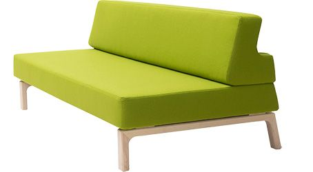 Lazy Sofa Bed By Softline Also At Dwell Com 53 X 79 Bed