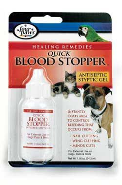 Quick Blood Stop Gel 1 Oz 8 99 The Petsupermarket Dog Grooming