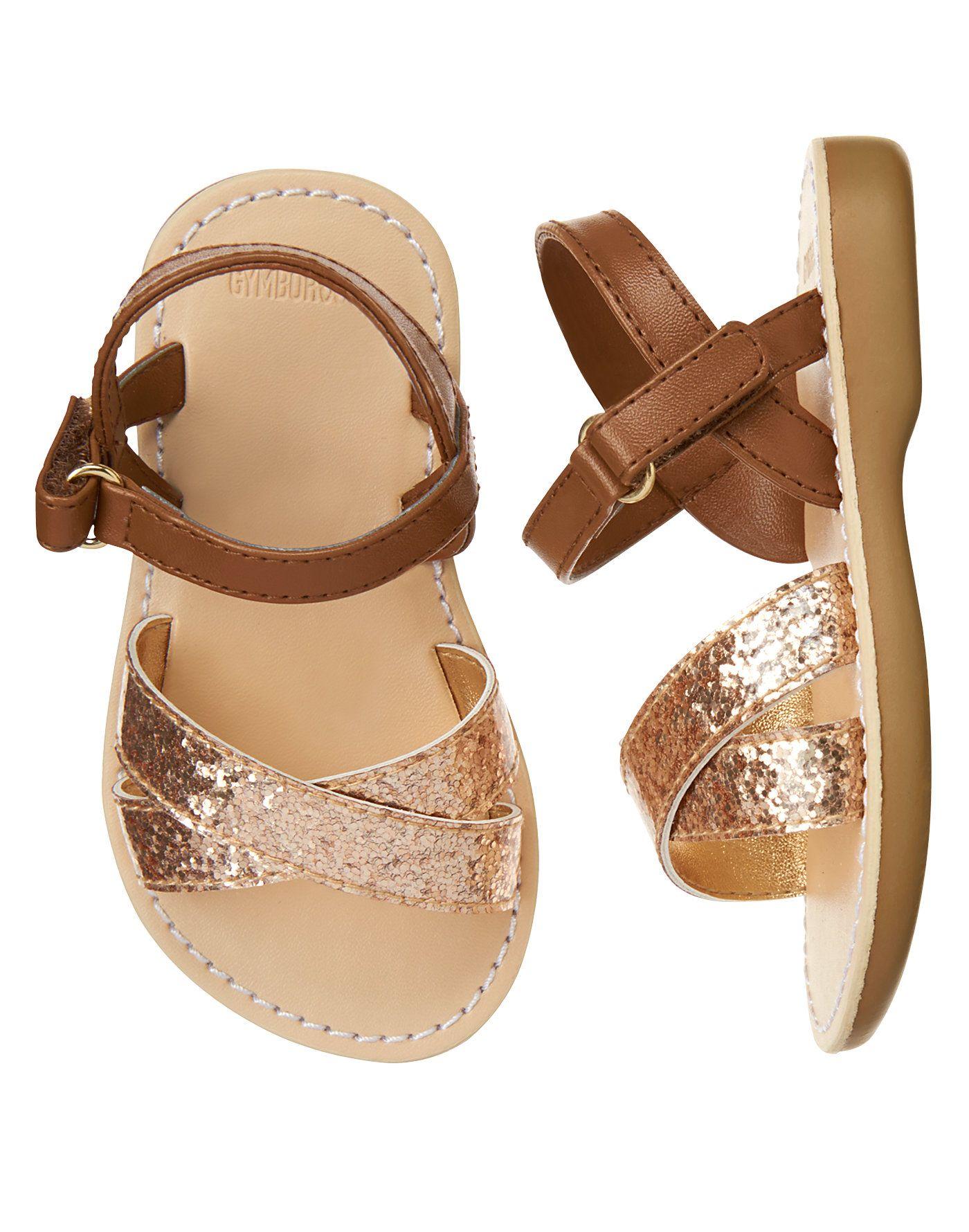 a3d46c1cd7d2 Glitter Sandals