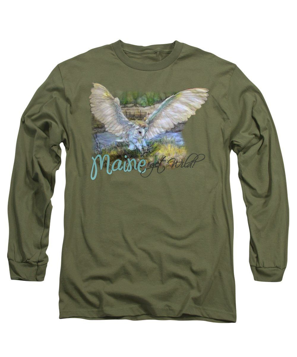 Maine Get Wild T-Shirts | Watercolor Graphics