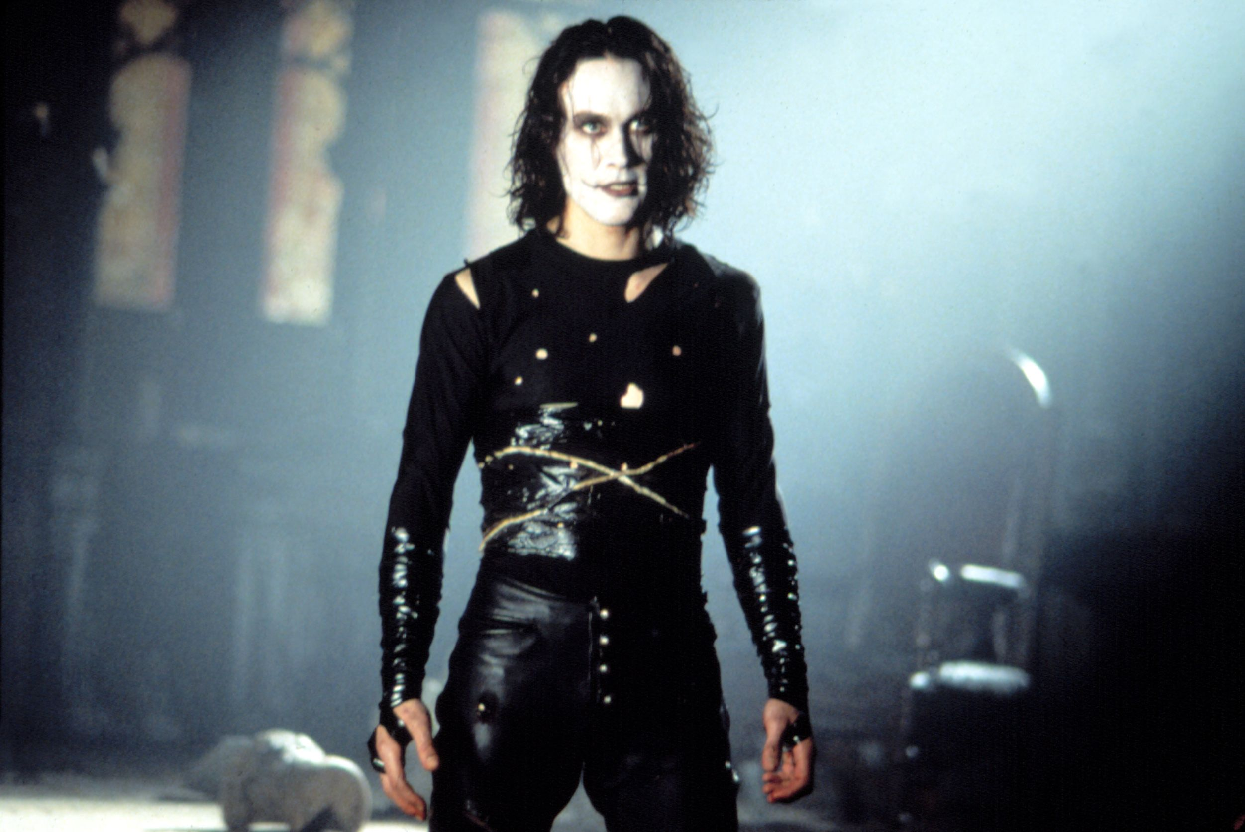 The Crow sci fi horror available on netflix to stream