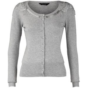 beaded cardigan - Google Search | embroidery | Pinterest | Grey ...