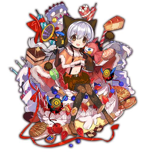 【ラスピリ】百江なぎさの評価・ステータス Gamerch Anime, Character design