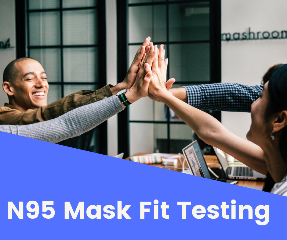 N95 Respirator Mask Fit Testing Fitness Mask Respirator Mask