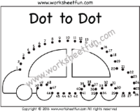 Dot To Dot Free Printable Worksheets Free Printable Worksheets Printable Worksheets Dot Worksheets