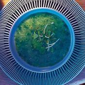 Soupe de légumes verts - une recette Soupe - Cuisine