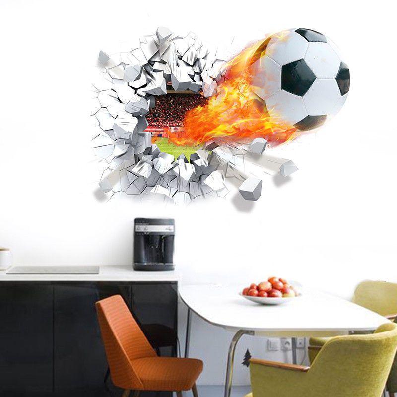 Mural Extraíble 3D Grande PVC Adhesivos De Pared Arte Vinilo ...