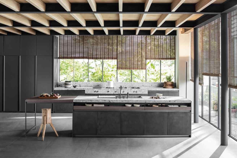 Fantastisch Aktuelle Trends In Den Küchenschränken Fotos ...