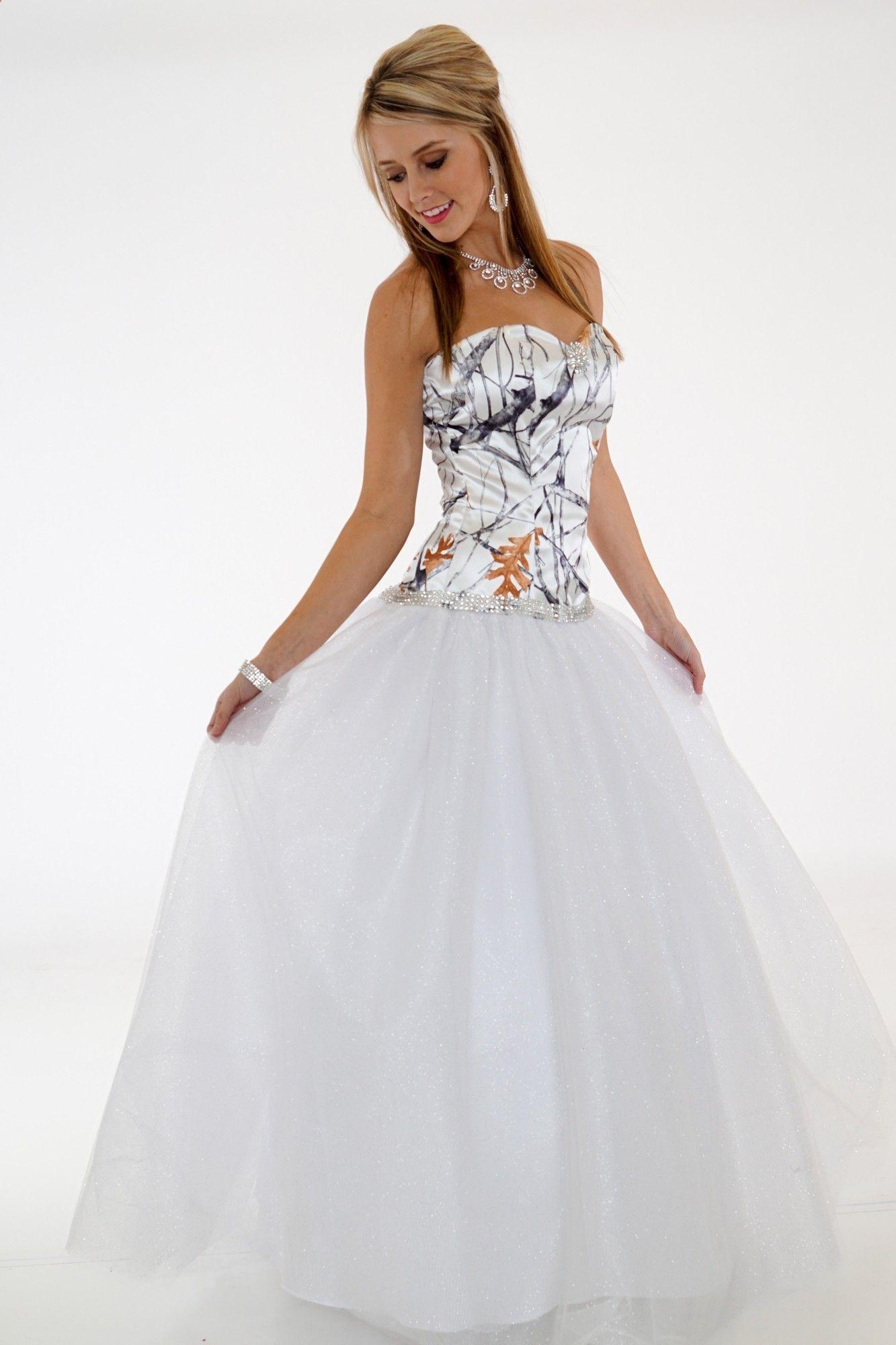 30 Camo Wedding Dresses Ideas For Your Wedding ...