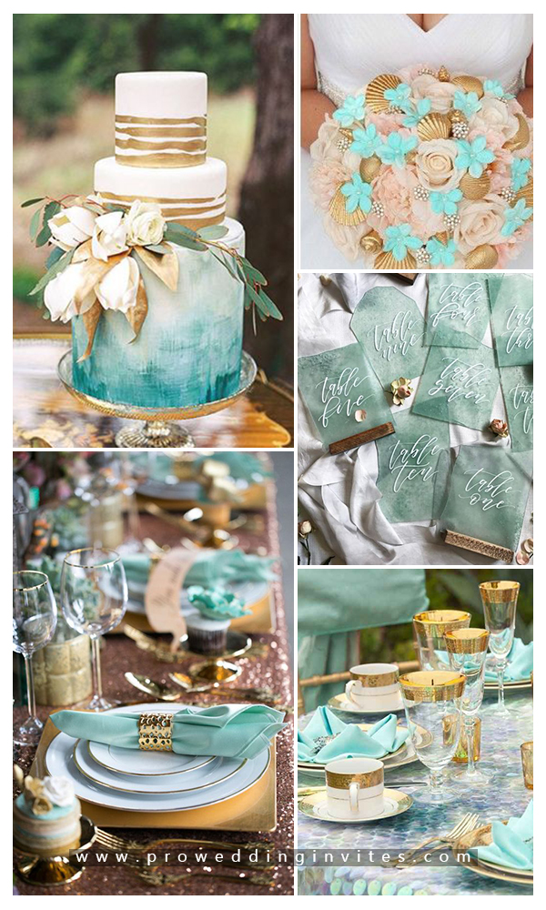 5 Stunning Metallic Wedding Color Ideas And Supplies 5 stunning metallic wedding color ideas and supplies