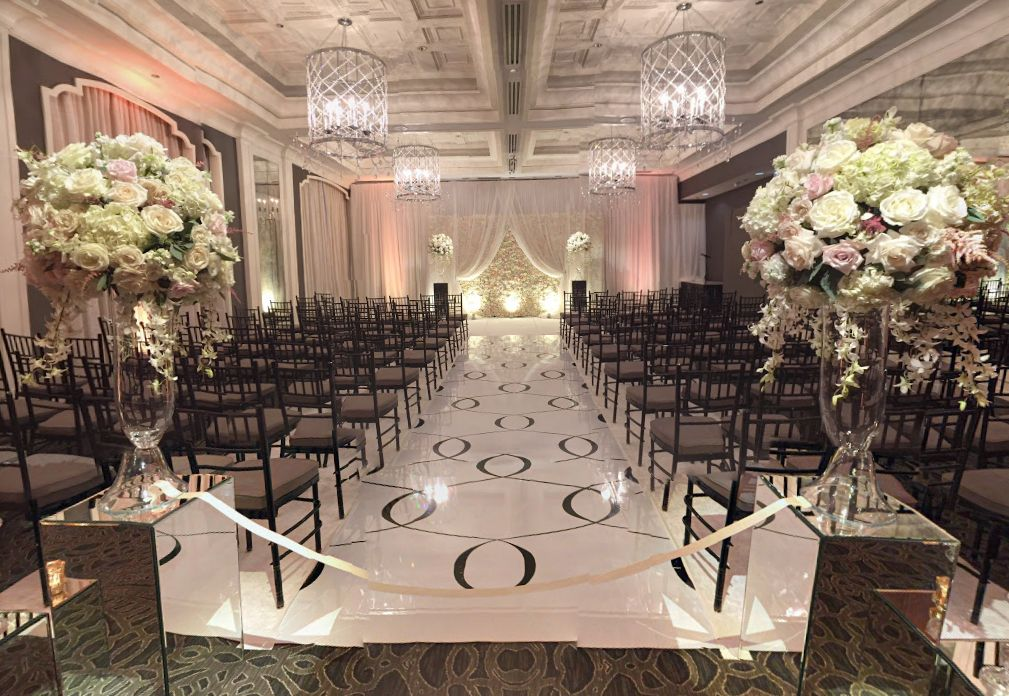 The Waldorf Astoria Chicago Spa Wedding Venue