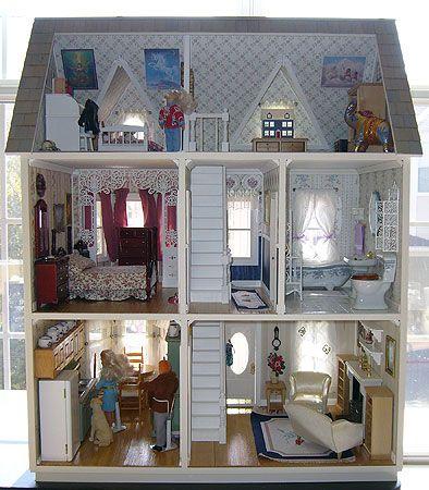 Dollhouse Bedroom Google Search Sharp Objects
