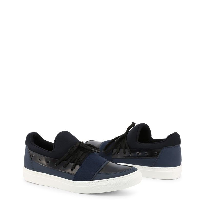 Duca Di Morrone Wesley Blue Men Blue Sneakers | Products in