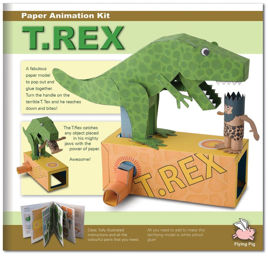 T-REX paper toy www.shop.mapdesign.pt   MIND & SOUL DESIGN IDEAS ...