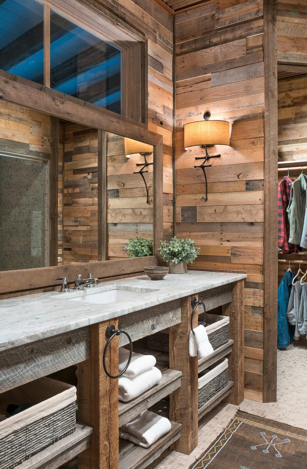 interior wood paneling rustic interiordesing