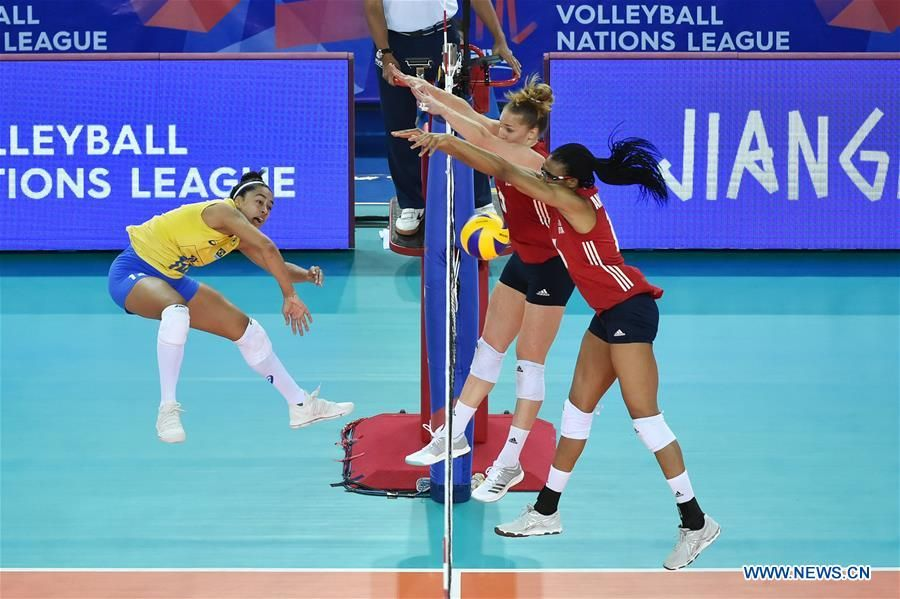 What S The Difference Between The Volleyball Nations League And The Previous Volleyball World League Volleyball League National