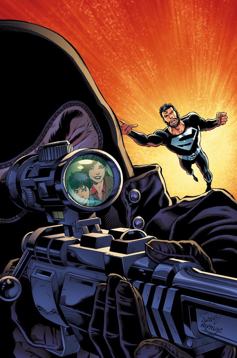 SUPERMAN: LOIS & CLARK #6 Written by DAN JURGENS Art by LEE WEEKS ...