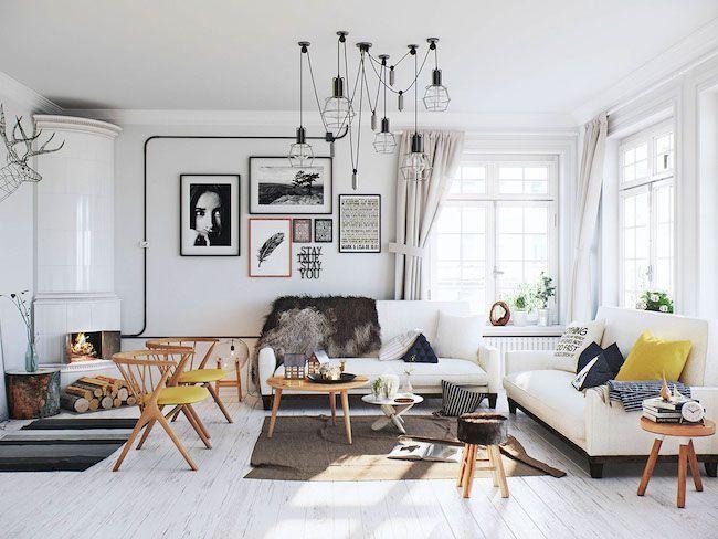 Comment Decorer Son Salon Pour L Automne A Lire Sur Cocon
