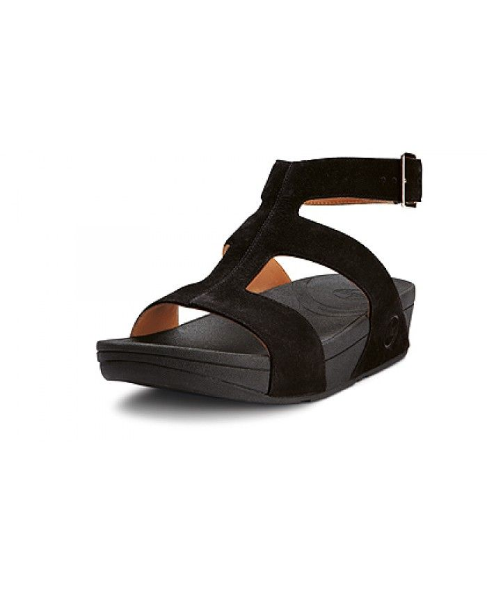 10eb441aa36547 Fitflop Arena Luxe Sandals Black For Women