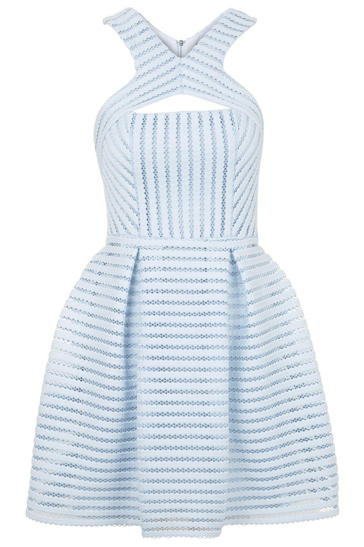 Airtex Mesh Skater Dress - New In | Clothes | Pinterest