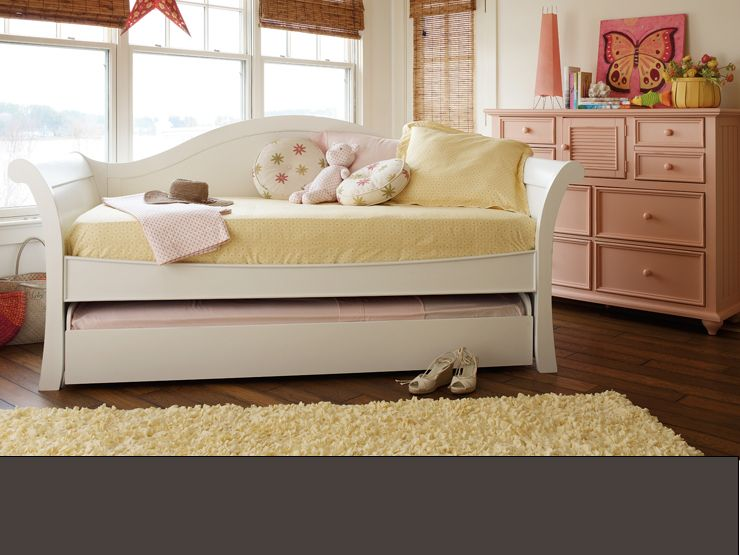Stanley young america my haven trundle bed youth and - Stanley young america bedroom set ...
