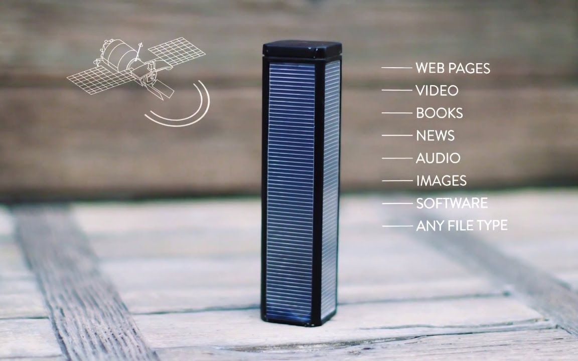 Introducing Lantern One Device = Free Data Forever https