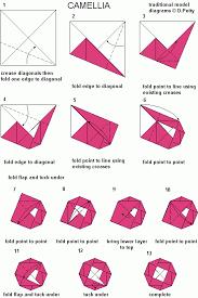 Resultado De Imagen Para Origami Flor Japonica Paso A Paso Origami