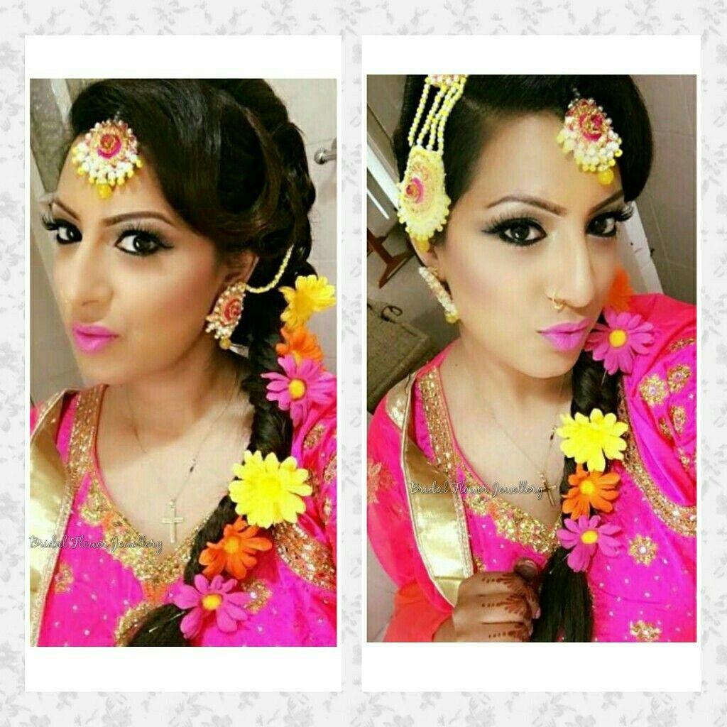 Artificial flower jewellery by Bridal Flower Jewellery www ...