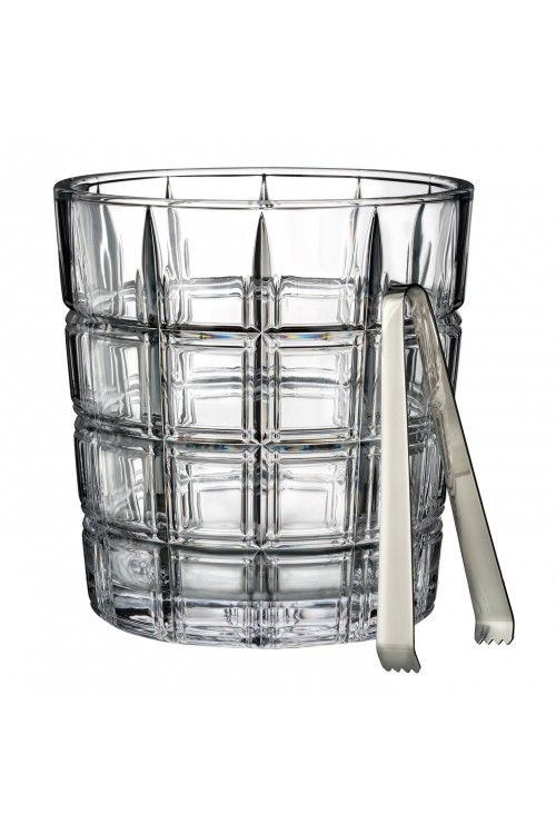 Marquis by Waterford Crosby Ice Bucket with Tongs at Waterford ...