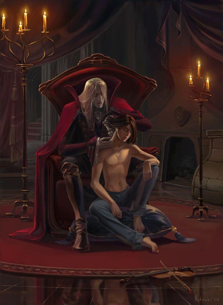 hot male vampire naked