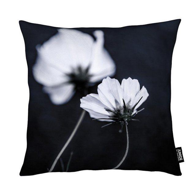 Dekokissen »Wild Flowers 2«, , Weiches, allergikerfreundliches Material #wildflowers