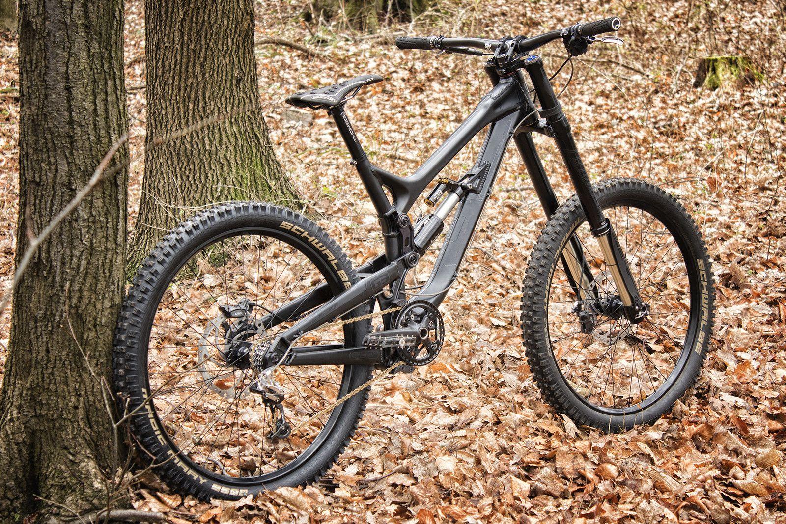Intense 95black Best Mountain Bikes Downhill Bike