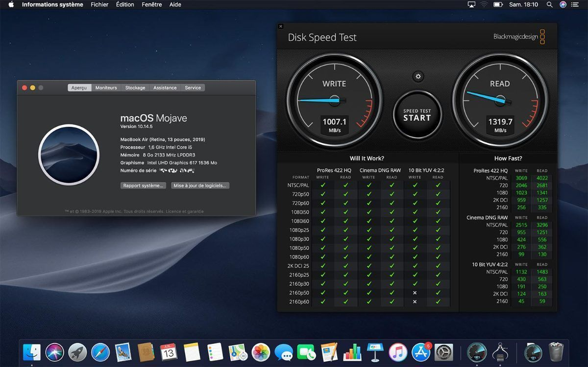 MacBook Pro Retina 13.3inch (Mid2017) Core i5 16GB