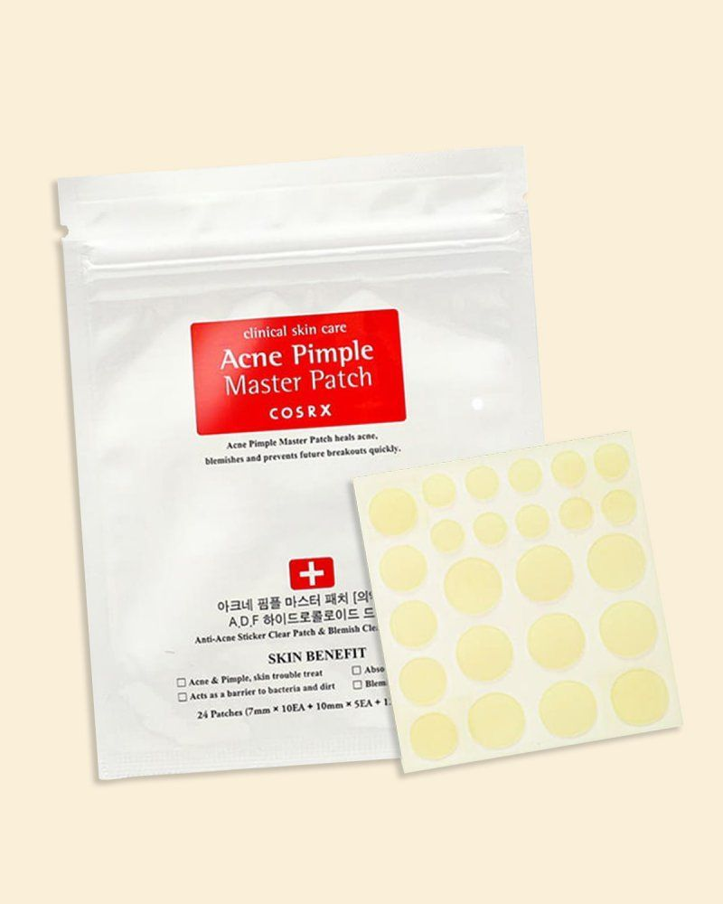 Cosrx Acne Pimple Master Patch Skincareacneovernight In 2020 Pimples Diy Acne Treatment Acne