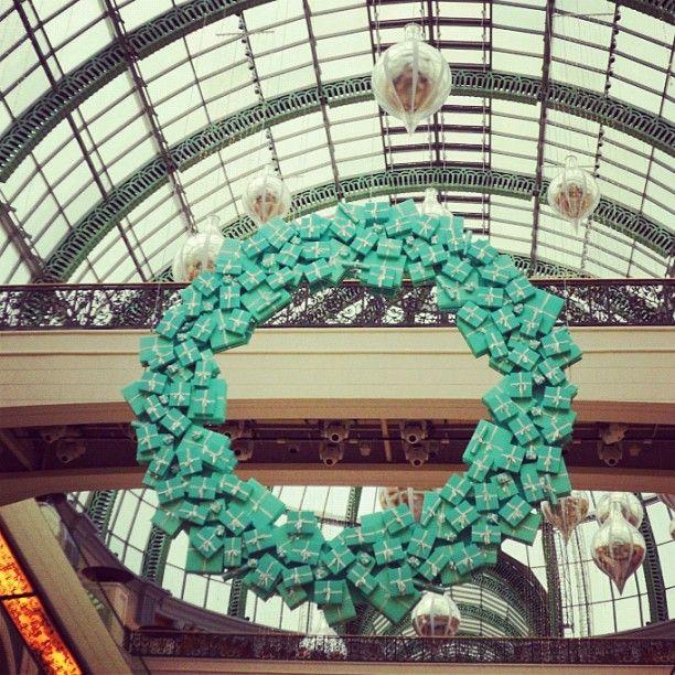 tiffany  co christmas in dubai emirates mall  always like