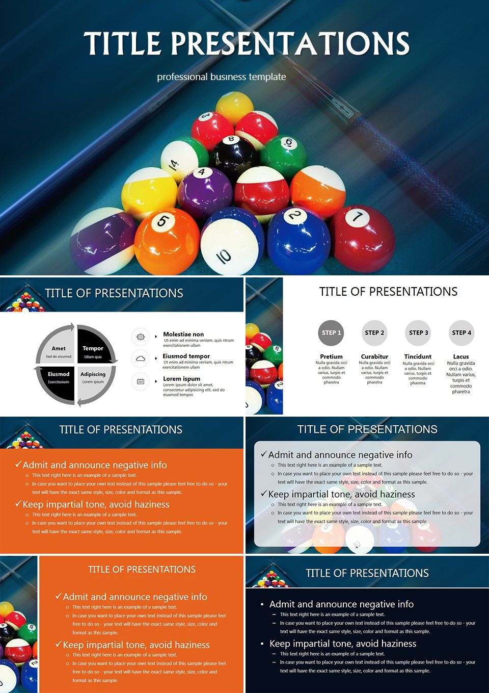 Games billiards powerpoint template powerpoint templates games billiards powerpoint templates toneelgroepblik Images