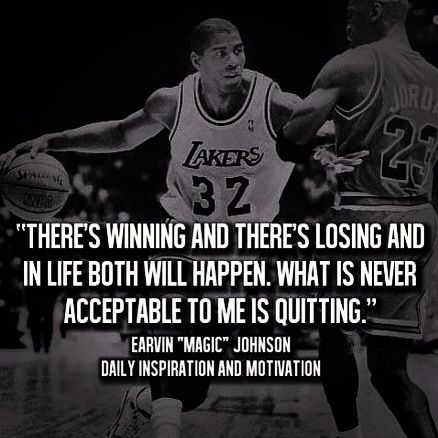 Motivational Basketball Quotes Mesmerizing Don't Quit No Matter What Sport Quotes  Pinterest  Sport Quotes . Inspiration