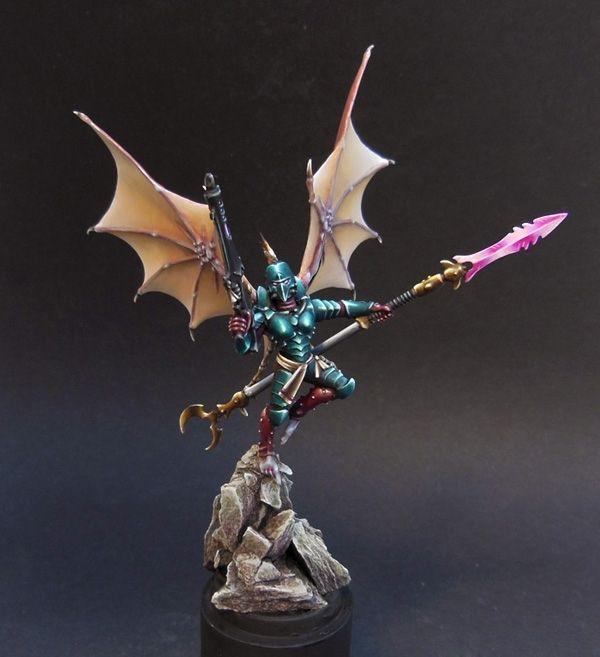 Dark Eldar, Warhammer 40k Miniatures