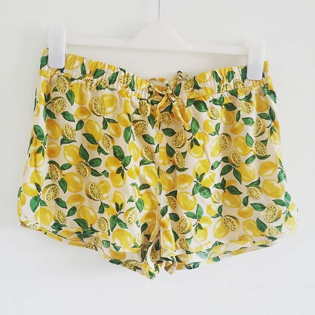 #cute! Lemony goodness from @Primark! Can't wait to take these on my holiday!!