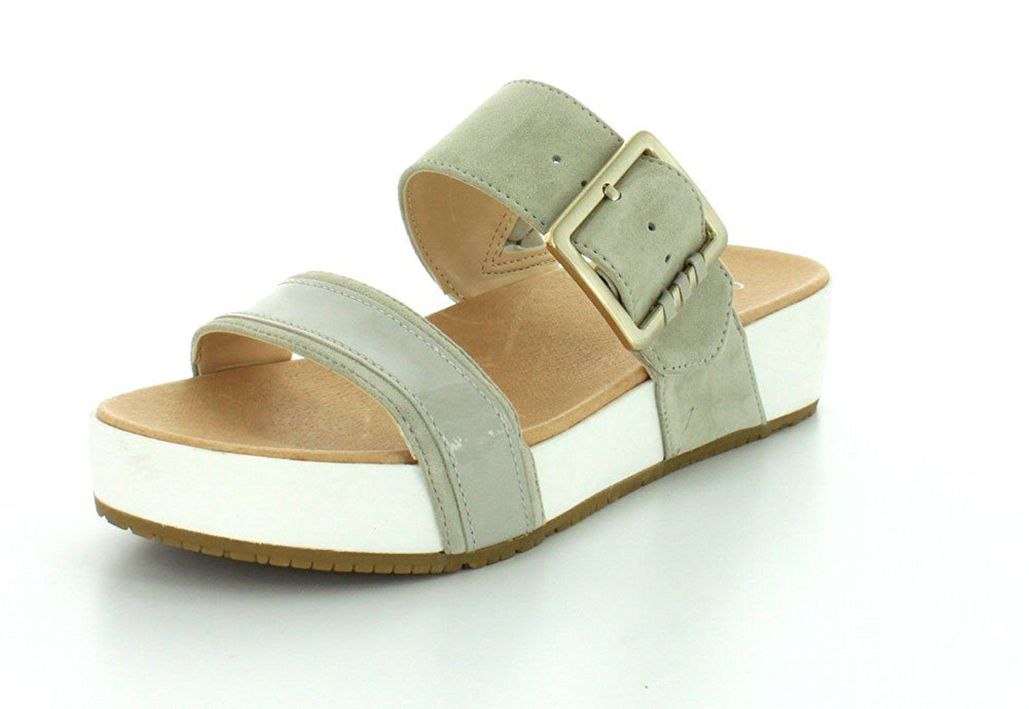 b0e8feb148f1 Dr. Scholl s Original Collection Women s Frill Slide Sandal    Review more  details here   Wedges Shoes
