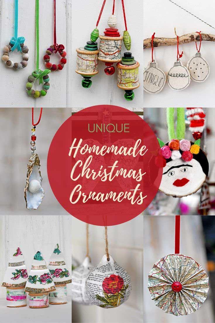 How To Make A Beautiful Angel Wings Christmas Ornament - Pillar Box Blue