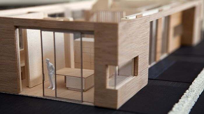 Architectural Model 1299 700x394