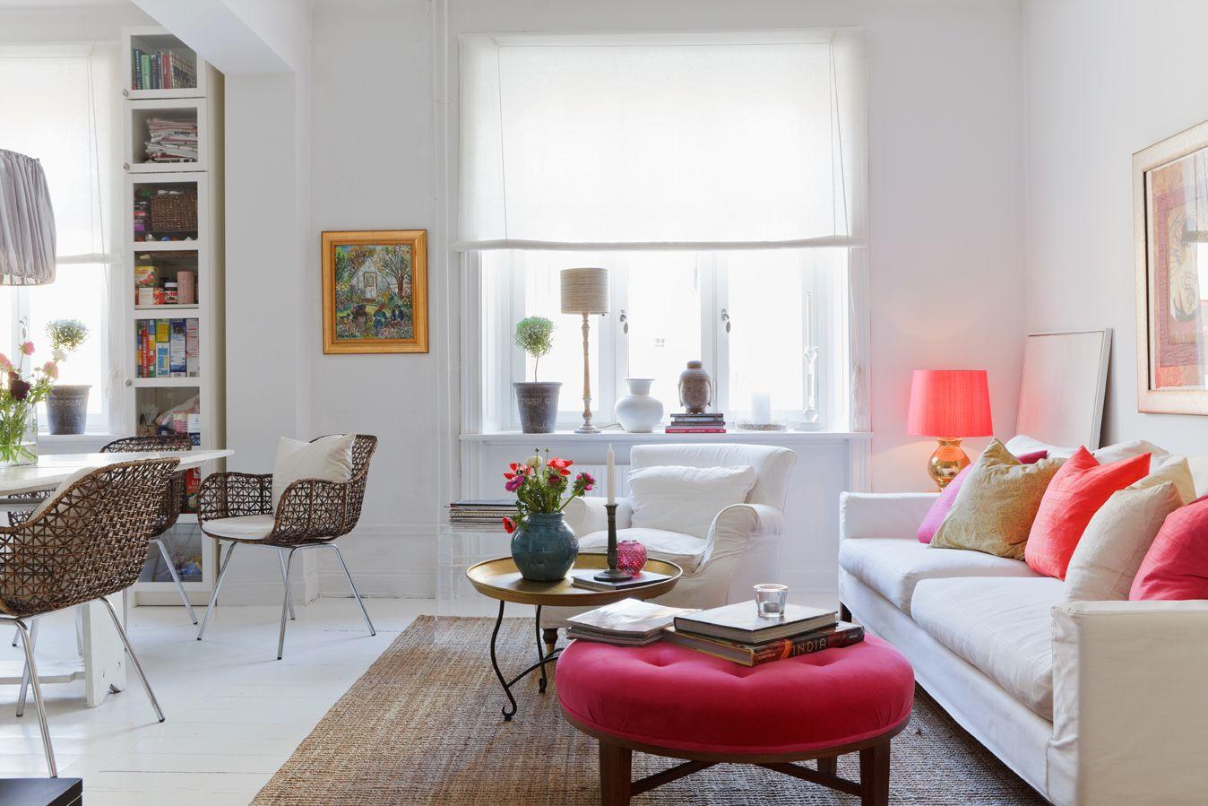 Hissgardiner | Living room white, Living rooms and Room
