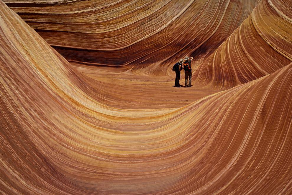애리조나 더 웨이브(The Wave, Arizona)