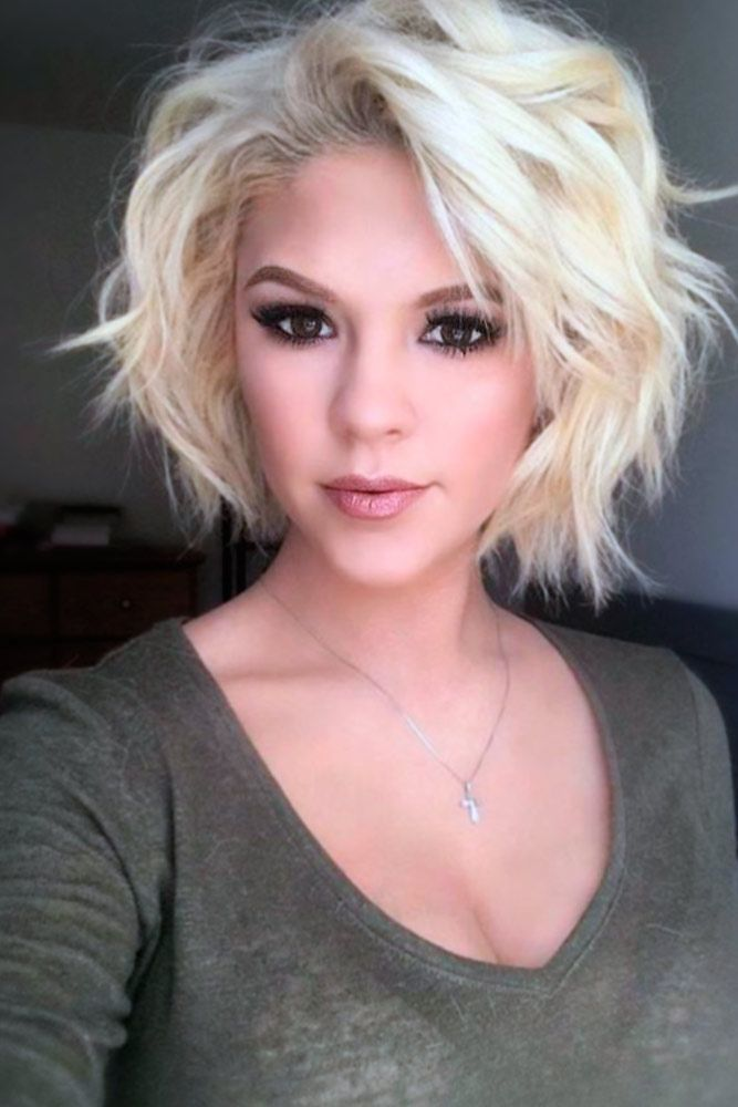 Easy Short Wavy Hairstyles To Save Your Time See More Http