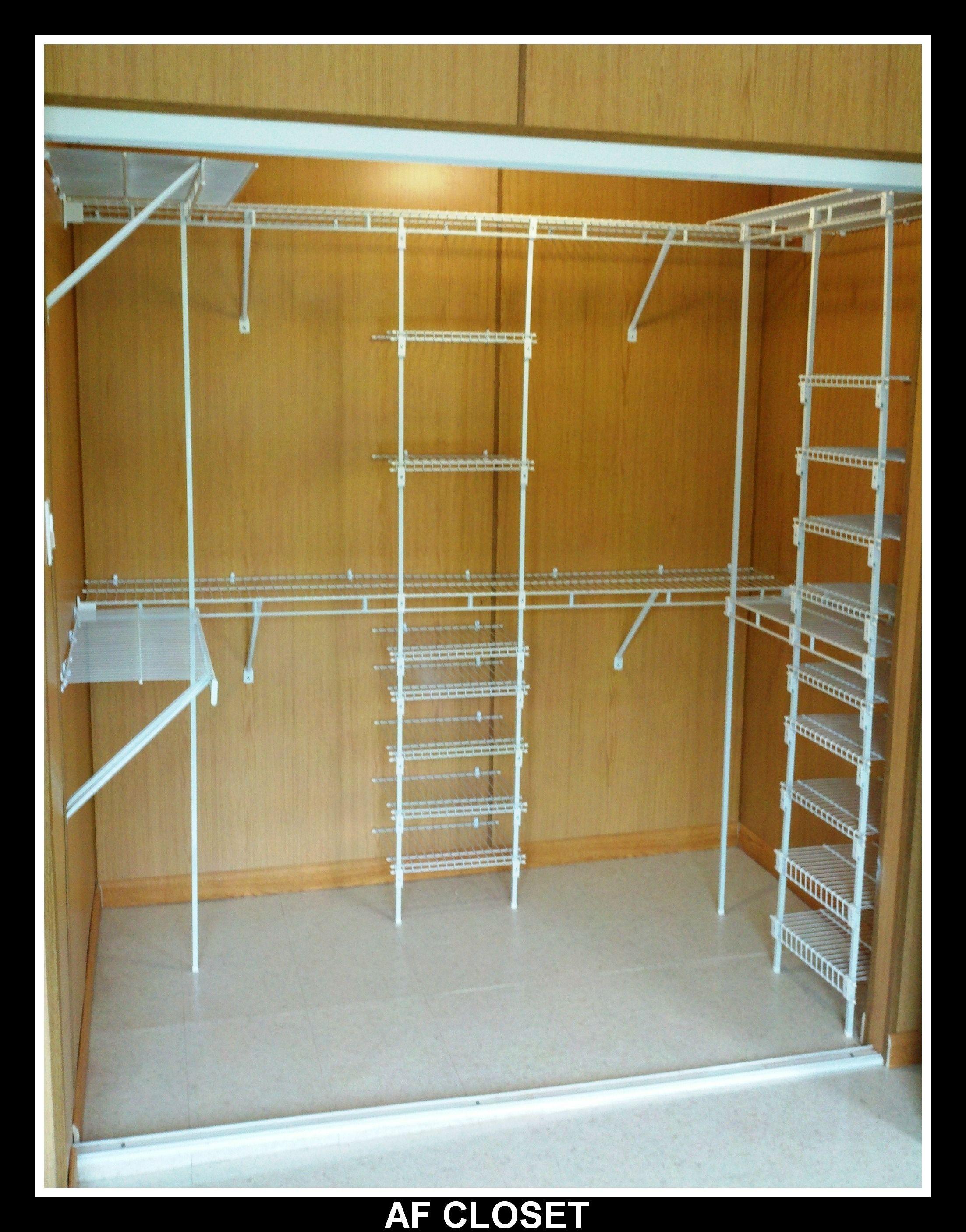 Organizador para walking closet organizadores de for Organizadores para closet