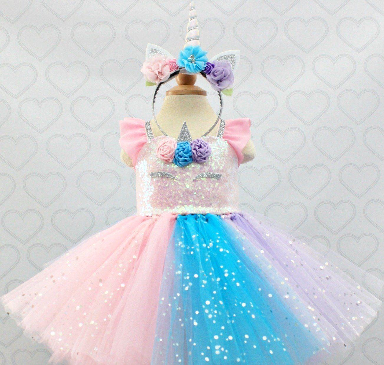 ea1d2923e6551 Unicorn dress-unicorn tutu dress-unicorn birthday dress-unicorn tutu ...